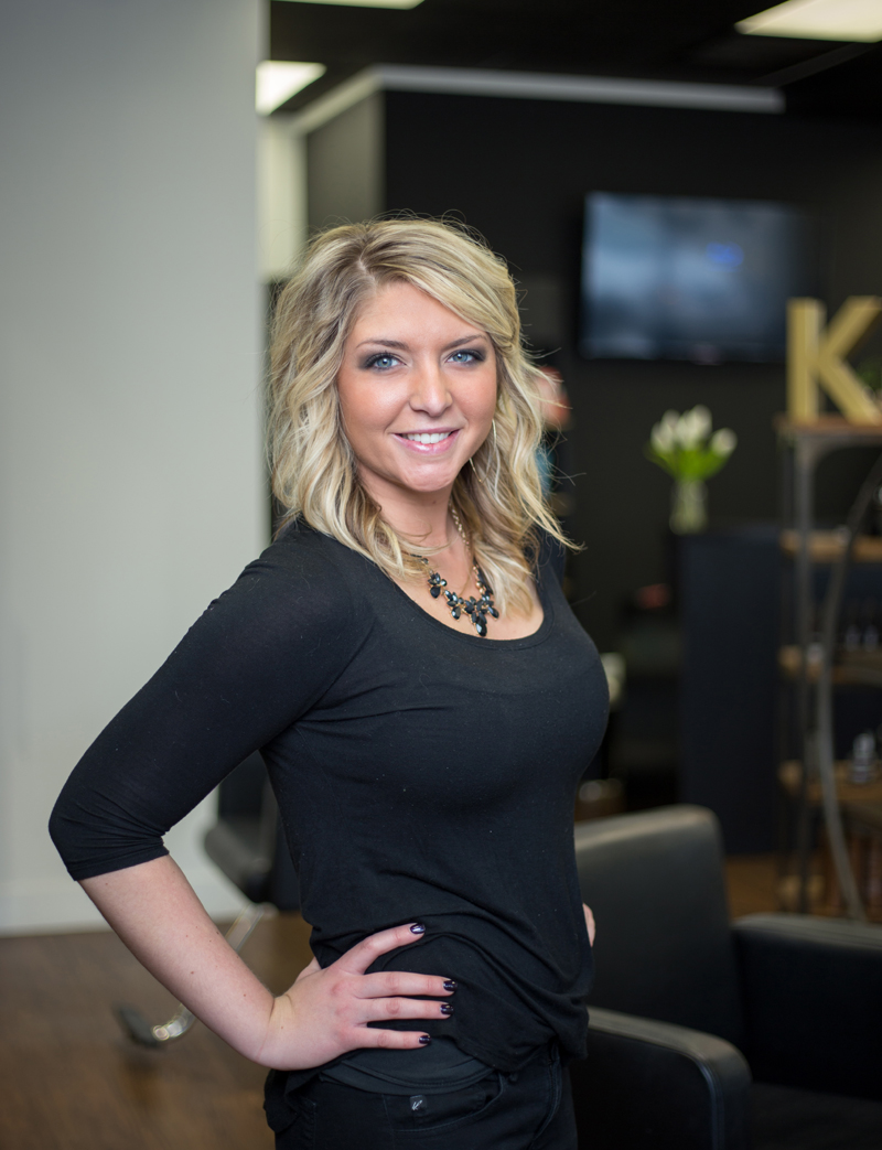 Brodava Salon Staff Photo - Breanna